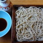 もろやま 田中屋 - 料理写真:田舎そば(十割)