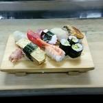 銀座すし - 料理写真:竹にぎり 920円