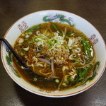 中華料理福泉餃子 - 激辛台湾ラーメン