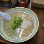 長浜ラーメン力 - 料理写真:とんこつラーメン