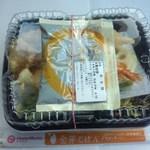 ほっともっと - 海鮮天丼<税込>500円 ※購入状態(2014.12.05)