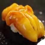 喜寿司 - 赤貝