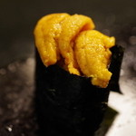 喜寿司 - 雲丹軍艦