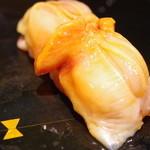 鮨松波 - 赤貝