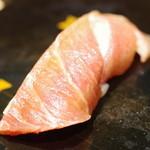 鮨松波 - 鮪大トロ