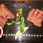 33236880 - 北海道神内和牛あか極み部位4種食べ比べコース(神内和牛極み部位4種)
