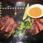 33236882 - 北海道神内和牛あか極み部位4種食べ比べコース(神内和牛極み部位4種)