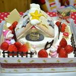 シャトレーゼ - 2012年クリスマスケーキ