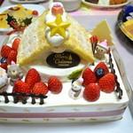 シャトレーゼ - 2013年クリスマスケーキ