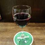 ユーロバル マテーラ - ちょい呑みセット:赤ワイン