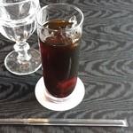 グランドパーク小樽 - アイスコーヒー