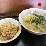 生野飯店 - 炒飯セット800円♪(第一回投稿分③)