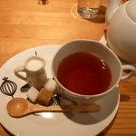 tent cafe - 雪ん子