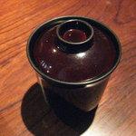萌のとき - 味噌汁