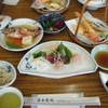富士見園 - 料理写真:豪華なお昼ご飯です。