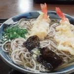 長太呂 - 天ぷらそば