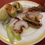 三井ガーデンホテル千葉 - 料理のお代わり