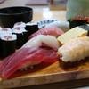 鯉寿司 - 料理写真:上にぎり 1100円。