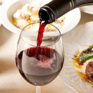 入手困難な魅惑のトルコワインを楽しめます