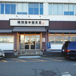 33249372 - 市場内の駐車場は余裕がありました。