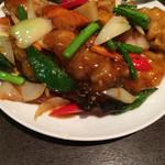龍驤 - 牡蠣:初めて食べたけど、すんごく美味い
