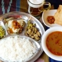 カトマンドゥ - Dinner Set A《ディナーセットA》