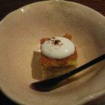 萌のとき - デザート お米のケーキ