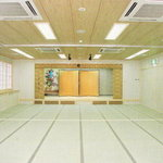 登茂恵 - 2階には大広間がございます。 40名様程でのご宴会が可能となっております。