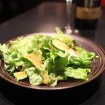 ステーキハウス ビーフオークマ - サラダ