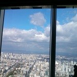 33251196 - 57階カウンター越しの見晴らし