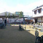 ひなの里 - 立派な中庭はイベント使用可能です