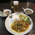 モティティ - チキンのレモングラス炒めご飯2014/12