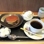 菊丸 - クリームどら焼きセット