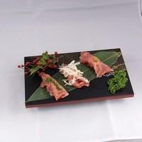 アンフィニッシュ - 特上カルビ炙り寿司