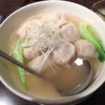 33255085 - 水餃子(840円)