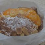 ココロ - マンゴの乗ったパン