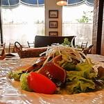 ビストロゼブラ - 鰹のサラダ