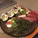 穴場 - お寿司