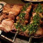 好起 - 豚バラ&ネギ味噌豚バラ