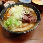 taishuubanikusakabafujiyama - 肉うどん