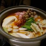 三平 - キムチ鍋