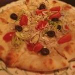 ピッコロティガー - シラスのピザ
