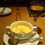 33263469 - ランチのスープ ¥880