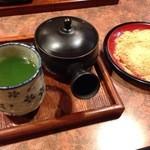 月光 - 蕎麦茶