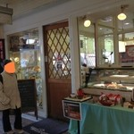 珈琲待夢 アマンド - H.26.12.5.昼 食前