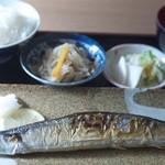 手作り料理 たなか - 焼魚セット