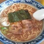 醤油専科 仙人掌 - 料理写真:シナチクらーめん