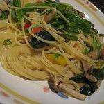 杜の七種 - 料理写真:ルームサービス パスタ