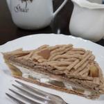 Tea&Cake Grace - 秋はやっぱりマロン!