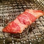 33271099 - 2014.12【ランチコース】サービス焼肉ランチの焼肉